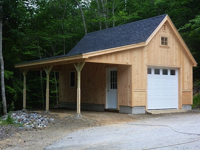 Custom garages homes for 24x30 garage cost
